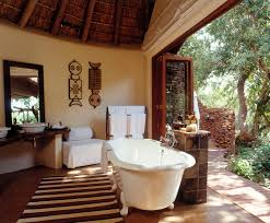 safari bathroom ideas bathroom sanctuary makanyane safari lodge bathroom ideas with