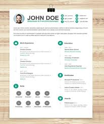 Updated Resume Templates The 25 Best Free Creative Resume Templates Ideas On Pinterest
