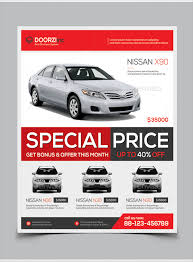 car for sale flyer template 13 download in vector eps psd