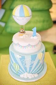 hot air balloon cake topper 60 diy hot air balloon birthday party ideas pink lover