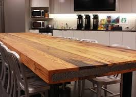 Commercial Table J Aaron Wood Countertops U0026 Sir Belly Commercial Table Tops