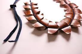 leather necklace design images How to make easy leather necklace tutorials the beading gem 39 s jpg