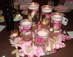candle wedding centerpieces 37 stunning wedding candle centerpieces table decorating ideas