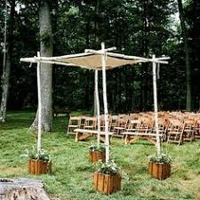 how to build a chuppah how to make an easy free standing chuppah search