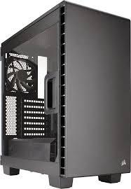 amazon prime black friday deals computer parts amazon com corsair carbide clear 400c compact mid tower case