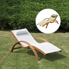 Outdoor Chaise Lounge Chair Pool Chaise Lounge Ebay