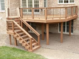 outdoor stairs lighting deck stair design ideas interior design
