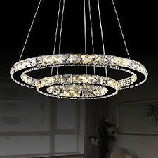 Ring Chandelier Led Ring Chandelier Pendant Light L Ceiling Fixture