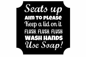 printable bathroom signs for kids sacramentohomesinfo