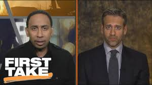 Kellermans by Max Kellerman U0027s First Year On First Take With Stephen A Smith Espn