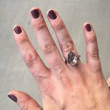 kendra wedding ring 55 kendra jewelry kendra teardrop ring in clear