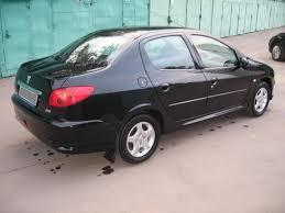peugeot sedan 2007 peugeot 206 sedan pictures 1 4l gasoline ff manual for sale