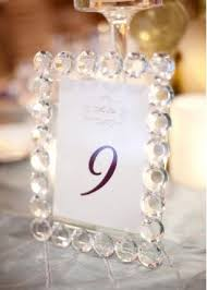 silver frames for wedding table numbers crystal picture frames wedding choice image coloring pages