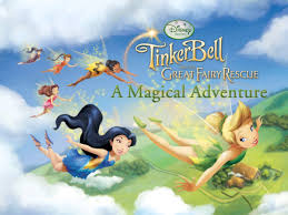 tinker bell fairy rescue magical adventure