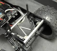 st racing concepts izilla monster truck racing chassis kit
