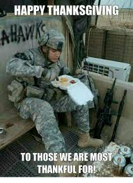 Happy Thanksgiving Meme - happy thanksgiving to those we are most thankful for meme on