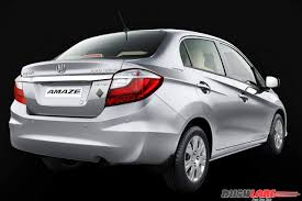 amaze honda car price honda amaze privilege edition launched with digipad