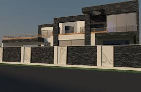 Boundary Wall Design House