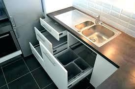 tiroir angle cuisine meuble sous evier d angle evier cuisine avec meuble cuisine avec