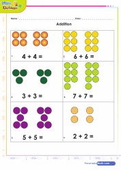 kindergarten math worksheets pdf