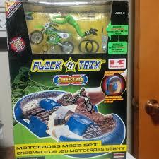 motocross action figures find more flick trix motocross mega set for sale at up to 90 off