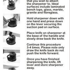 how to sharpen kitchen knives best knife sharpener sharpen kitchen knives quickly serrated