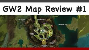 Caledon Forest Map Guild Wars 2 The Grove And Caledon Forest Map Review Youtube