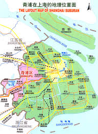 New Orleans Garden District Map by Qingpu District Map Travelling Pinterest Shanghai