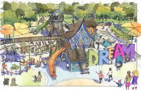 design fort worth dream park