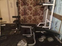 how does my 1000 dollar home gym look so far bodybuilding com