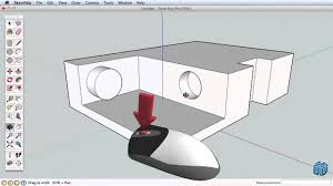 sketchup tutorial for beginners part 1 youtube