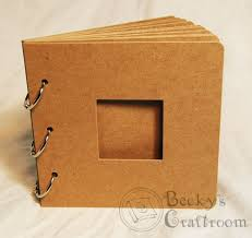 3 5 x5 photo album details about 5 5 x5 75 mini chipboard album 10 pages 3 rings w