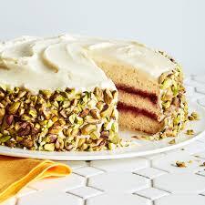 gluten free layer cake with jam pistachios rachael ray 0217 102881046jpg jpg