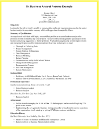 resume objectives for business appealing business resume