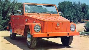 vw kubelwagen vw thing considered for comeback as an ev