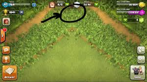 Coc Map Demonic Faces And Symbols Found In Clash Of Clans Shock Netizens