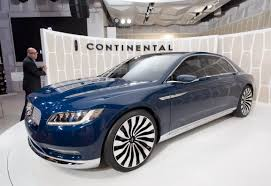 lincoln continental lincoln continental hits showrooms in u002716 the spokesman review