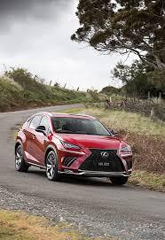 lexus nx specs 2017 2018 autoevolution