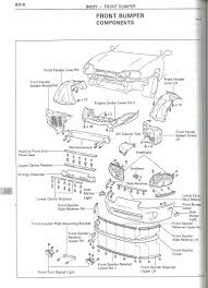 lexus sc300 rear bumper noobie land anyone have the diagram to remove the front bumper
