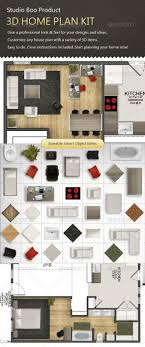 plan your house 3d home plan kit graphic designers 3d and architects