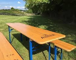 Beer Garden Tables by Table Legs Germany Etsy