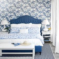 how to create a stylish blue master bedroom coastal living