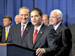 james comey gang of eight marco rubio sells gang of eight talking points in nh