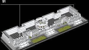 2016 lego architecture united states capitol building instructions