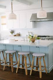 Stools For Kitchen Island Best 20 Coastal Inspired Kitchen Island Designs Ideas On