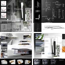 architectural layouts past presentation boards part 2 visualizing architecture