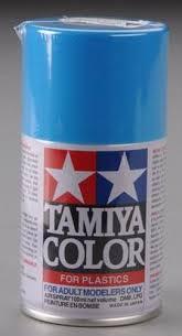 amazon com tamiya ts 23 light blue spray lacquer everything else