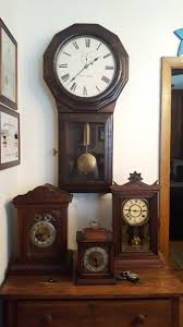 German Grandfather Clocks Captain Mike U0027s Clock Shop Charleston Sc 29407 Yp Com