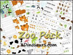 free zoo scavenger hunt printable kid blogger network