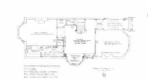 Finish Floor Plan Architectural Plans 400 Beacon U2013 Remodeling 1910 Back Bay Houses